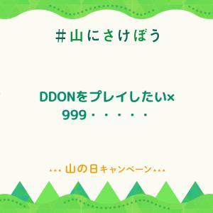 DDONをプレイしたい×999・・・・・