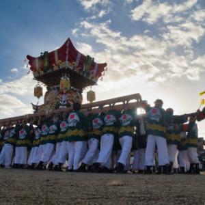 2019都染秋祭り