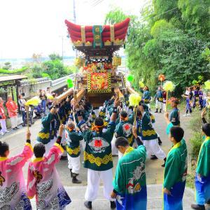 2018 都染 秋祭2