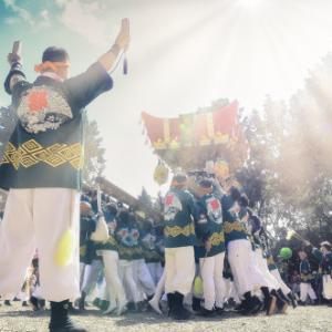 2018都染秋祭り