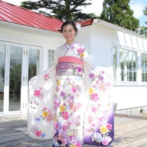 神戸の成人式。絶好のロケーションを背景にして撮った「二十歳の輝き」は一生の宝物です