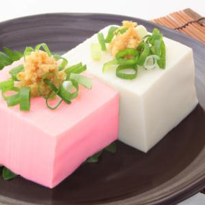 紅白豆腐で、打つ手は無限(販促、客単価up、新市場開拓)