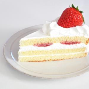 子どもの頃の ケーキ屋さんの思い出