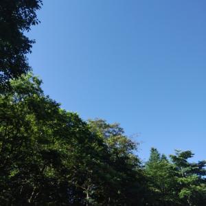 自然が多い地で気象の変化を感じる