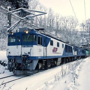 雪の木曽路①