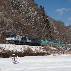 雪の木曽路②