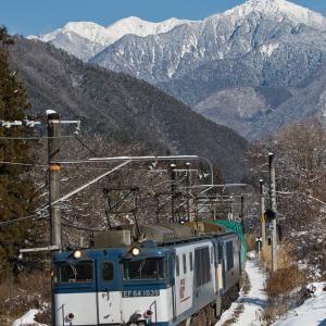 雪の木曽路④