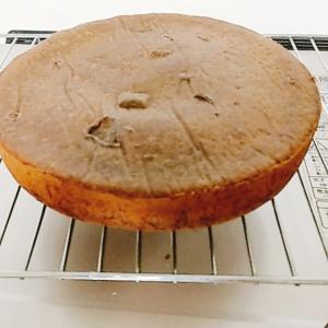 こそこそケーキ作り