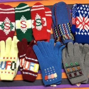 【寒くなってきましたので手袋を紹介します ~魔法の手袋、どなたか覚えています?~】