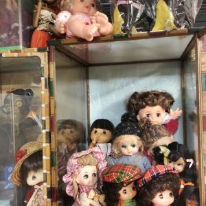 【只今こんな感じのうちの店 ~レトロなお人形篇~】