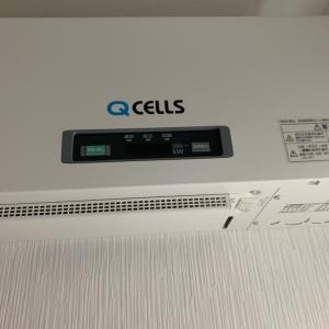 太陽光発電パネルとパワーコンディショナー