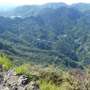 日本二百名山 荒船山 (1,422.7M)    下山編