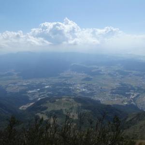 日本百名山 伊吹山(1,377.3M)    下山 編