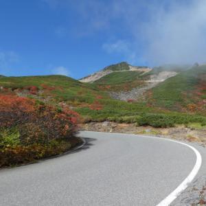 日本百名山 乗鞍岳 (3.025.6M) 谷川登山道を下る NO2