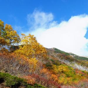 日本百名山 乗鞍岳 (3,025.6M)    位ヶ原山荘編