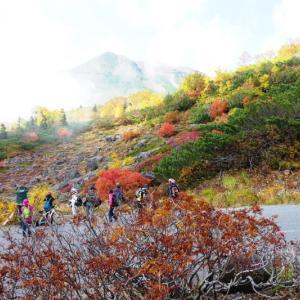 日本百名山 乗鞍岳 (3,025.6M)   エコーライン 編