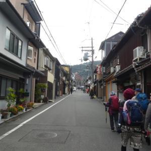 京都トレイル 清水寺から銀閣寺 ピックアップ編