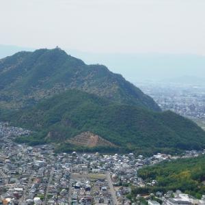 もちつつじ咲く 三峰山 (232M)     登頂 ・ 下山 編   part 4