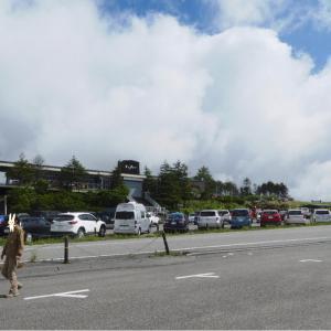 レンゲツツジ咲く 車山高原 (1,924.7M)   コロボツクロヒュッテ前散策 編