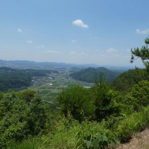 高木山 (344M)下山 編 ・ ぎふ清流里山公園散策