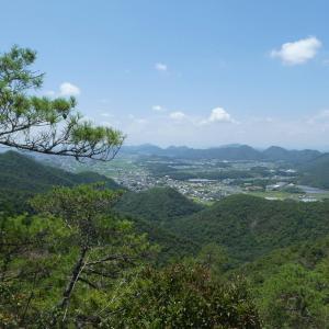 暑かった 八木山 (296M) ・愛宕山 (268.5M)  登頂 編 part 2