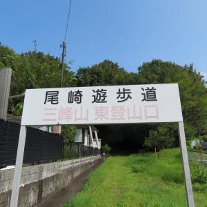 低山散策 三峰山 (232M)    登頂 編