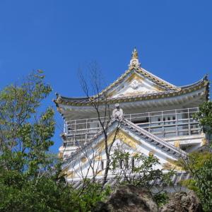 久しぶり岩戸公園より 金華山 (328.9M)   山頂 ・下山 編