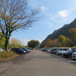 岐阜公園散策 金華山 (328.9M)    紅葉見学