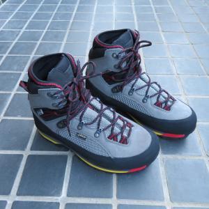 シリオ冬用登山靴 ・ カシオ登山用ウオッチ購入