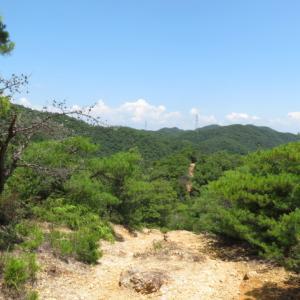 不老の滝  継鹿尾山 (273M)   下山 編