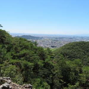 暑い暑い 八木山 (296M)     登頂 編 PART 2