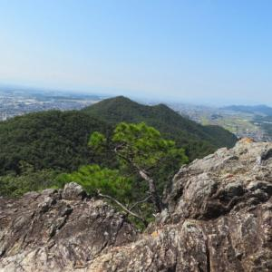 快晴続く 八木山 (296M)    愛宕山登頂編