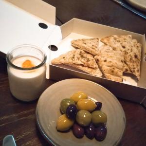 ギリシャ料理でお誕生日ディナー♪