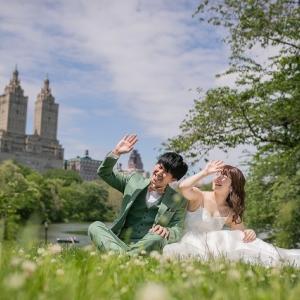 プロの写真 5月の花嫁さん