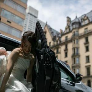 プロの写真 5月のトリを飾る花嫁さん
