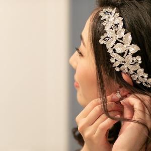 プロのお写真 6月の花嫁さん