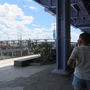 NYC FerryでFar Rockawayへ