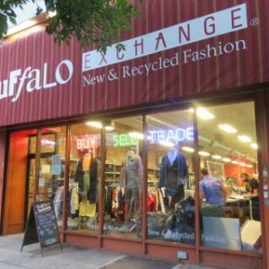 ビンテージ&古着屋さん Buffalo Exchange