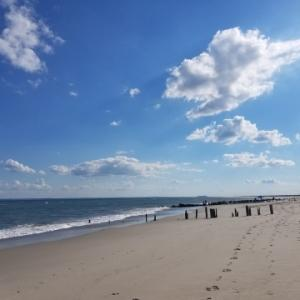 Rockaway Beachでロケーション撮影
