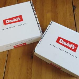 David'sのクッキー&ブラウニーギフト