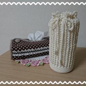 久々の編み物!