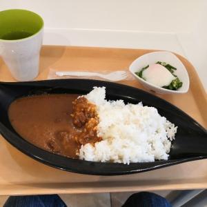#大阪大学 #最先端 #感染症 研究棟1階の食堂にてランチ~☆