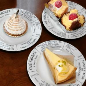 SHOTANI、元町ケーキ、à la campagneのケーキで午後の紅茶を楽しむ~☆