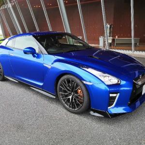 日産GT-Rでバンクを走ると脚が重くなる!!!Gを感じ、クルマの鼓動を感じられる名車!