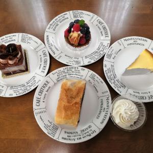 7月の合同お誕生会第1段!御影SESSIONのケーキでお祝い~☆