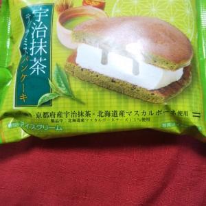 ウチカフェ 宇治抹茶ティラミスパンケーキ
