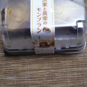 湘南パティスリー 渋栗と黄栗のモンブラン