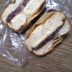 pain du soleil 全粒粉あんバターサンド