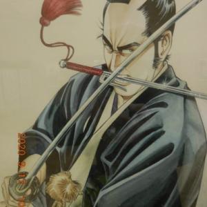 #4372  神田たけ志50周年劇画展 Sep. 17, 2020