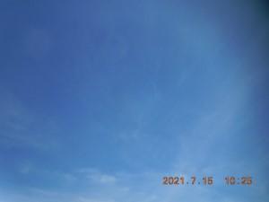 #4586 光洋中の体育祭:観客アリ&マスク着用 July 15, 2021